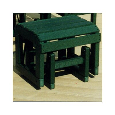 Adirondack Ottoman Finish: Hunter Green