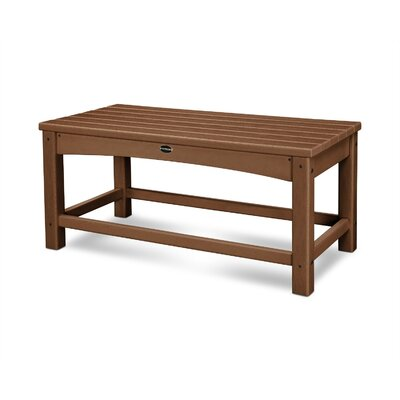Club Coffee Table Finish: Teak