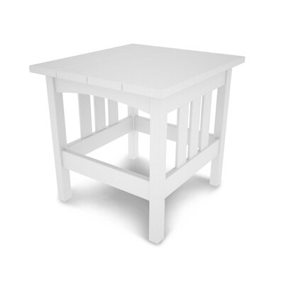 Side Table Finish: White