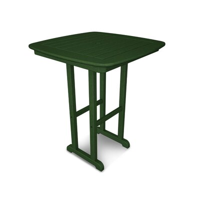 Nautical Bar Table Finish: Green