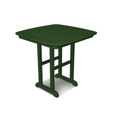 Nautical Dining Table Finish: Green