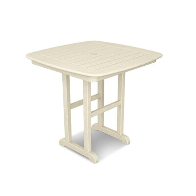 Nautical Dining Table Finish: Sand