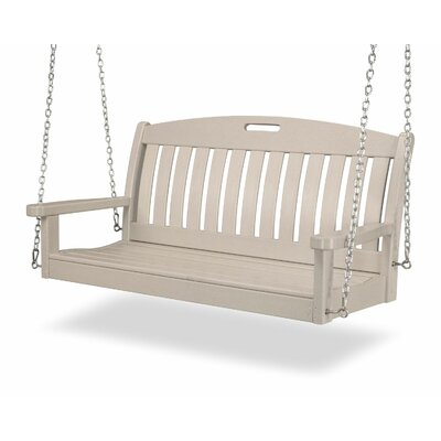 Nautical Porch Swing Finish: Sand