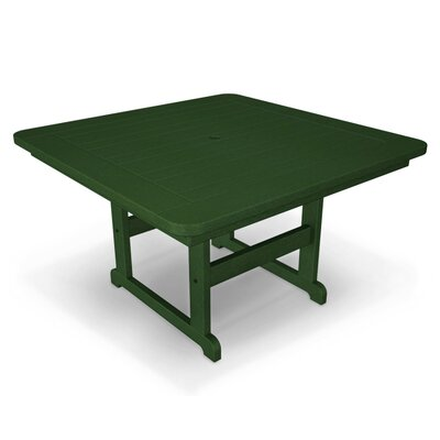 Park Dining Table Finish: Hunter Green