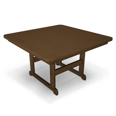 Park Dining Table Finish: Teak