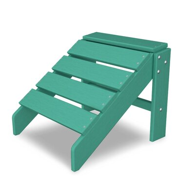 South Beach Ottoman Finish: Aruba