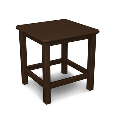 Adirondack Side Table Finish: Mahogany