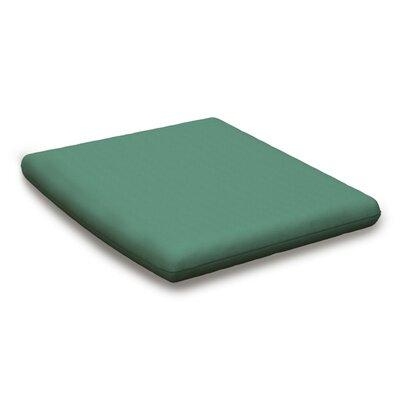 Outdoor Sunbrella Barstool Cushion Fabric: Spa