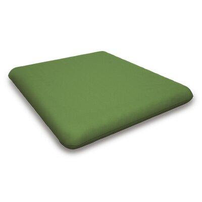 Outdoor Sunbrella Barstool Cushion Fabric: Ginkgo