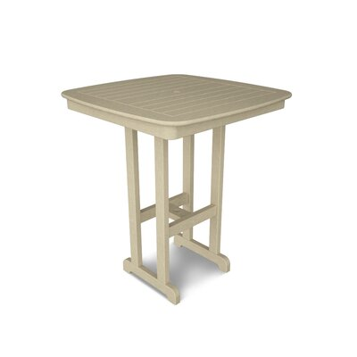 Nautical Bar Table Finish: Sand