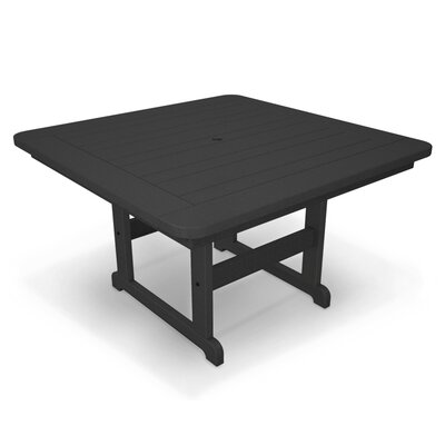 Park Dining Table Finish: Slate Grey