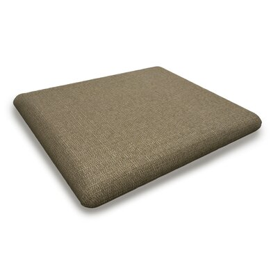 Trex Outdoor Seat Cushion Fabric: Sesame