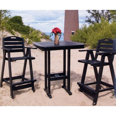 Nautical 3 Piece Bar Set