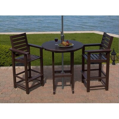 Captain 3 Piece Bar Set