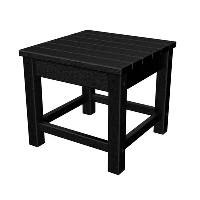 Club Side Table Finish: Black
