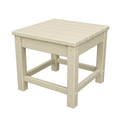 Club Side Table Finish: Sand