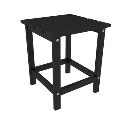 Long Island Side Table Finish: Black