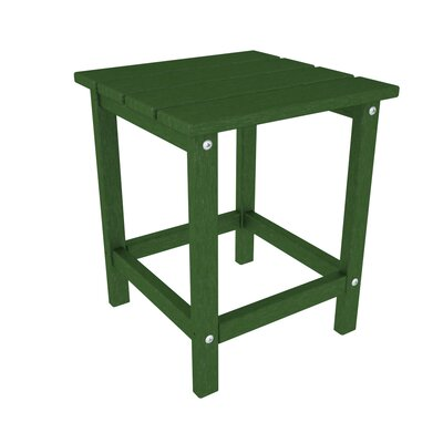 Long Island Side Table Finish: Green
