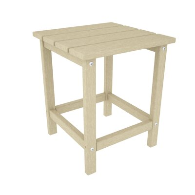 Long Island Side Table Finish: Sand
