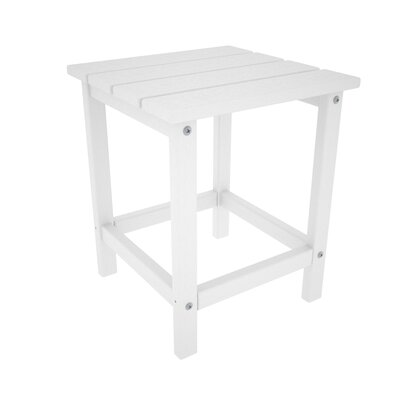 Long Island Side Table Finish: White