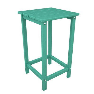 Long Island Side Table Finish: Aruba