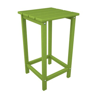 Long Island Side Table Finish: Lime