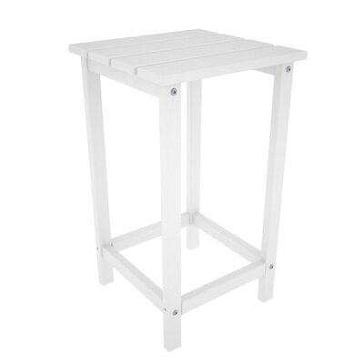Long Island Side Table Finish: White
