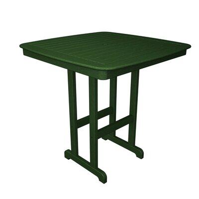 Nautical Bar Table Finish: Green