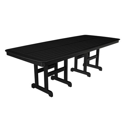 Slatenautical Rectangle Dining Table Table Top picture