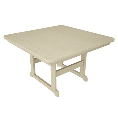 Park Dining Table Finish: Sand