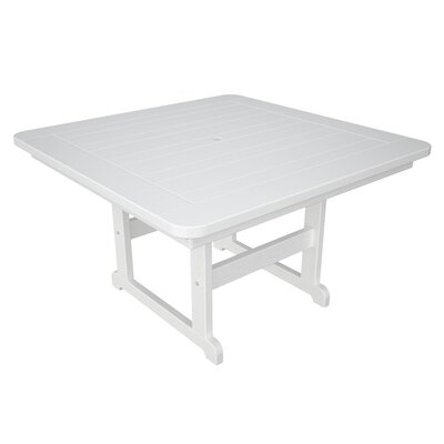 Park Dining Table Finish: White