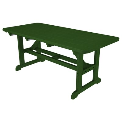 Polywood Park Harvester Picnic Table - Finish: Green at Sears.com