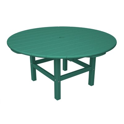 Round Conversation Table Finish: Aruba