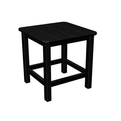 Adirondack Side Table Finish: Black