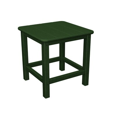Adirondack Side Table Finish: Hunter Green