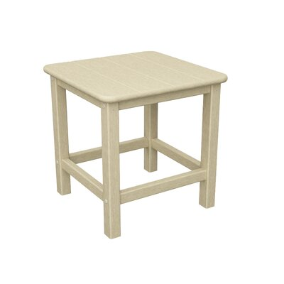 Adirondack Side Table Finish: Sand