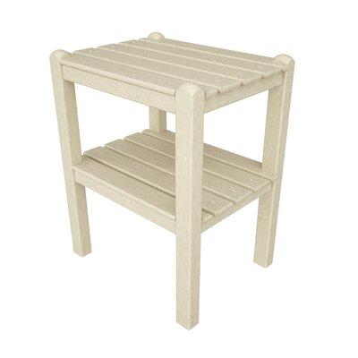 12 Shelf Side Table Finish: Sand