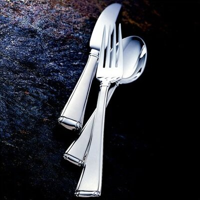 Column Frosted Teaspoon (set Of 4)