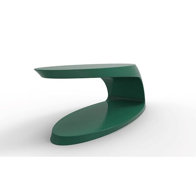Meridian Coffee Table Finish: Green