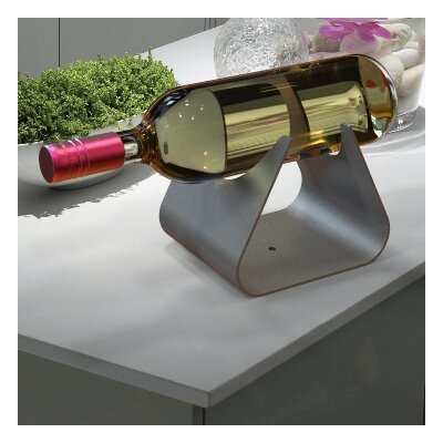 Vintages 1 Bottle Tabletop Wine Rack