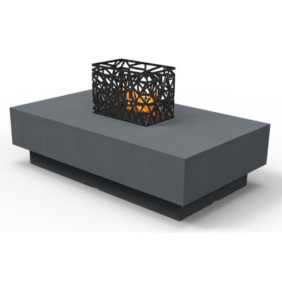 Indoor Furniture Coffee Table Color: Charcoal