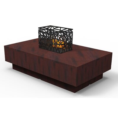 Indoor Furniture Coffee Table Finish: Mahogany Impressions
