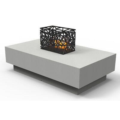Indoor Furniture Coffee Table Color: Grey