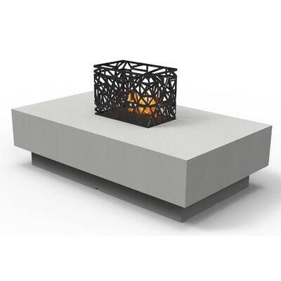 Indoor Furniture Coffee Table Finish: Grey