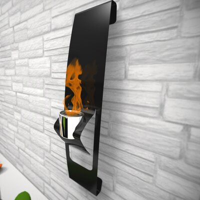 Ark Wall Mounted Fireplace D13009