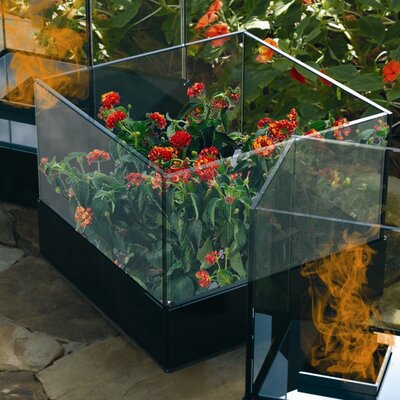 Lease to own Cell Atrium Bio Ethanol Fireplace...