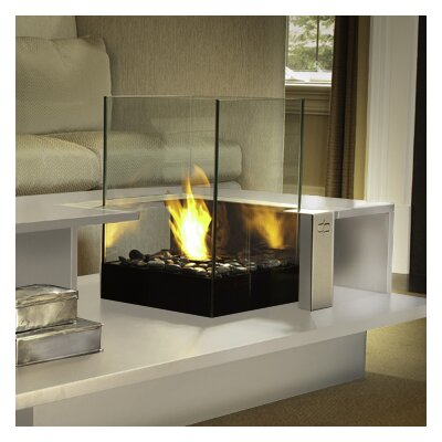 Shopping for Decorpro Level Indoor Tabletop Bio Ethanol Fireplace Finish:  Espresso ... - Decorpro D50701 Level Indoor Tabletop Bio Ethanol Fireplace Finish