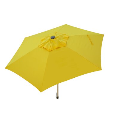 8.5 Market Umbrella Color: Yellow
