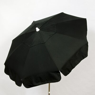 6 Italian Drape Umbrella Fabric: Fuchsia