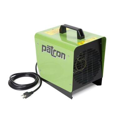 E-Series 1,500 Watt Portable Electric Fan Utility Heater
